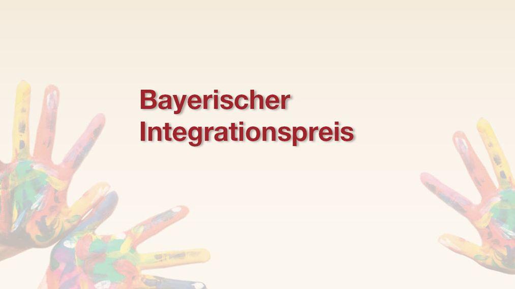 Bayerischer Integrationspreis 2020