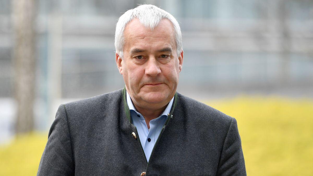 Ludwig Spaenle, Chef des CSU-Bezirksverbands München, aufgenommen im Januar 2020.