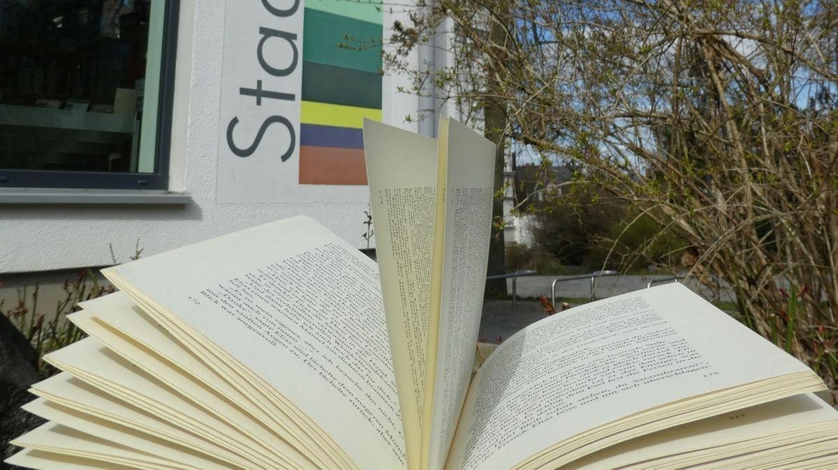 100 Jahre Stadtbücherei Hof.