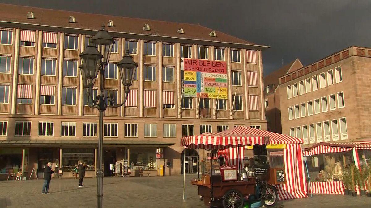 Neues Rathaus Nürnberg
