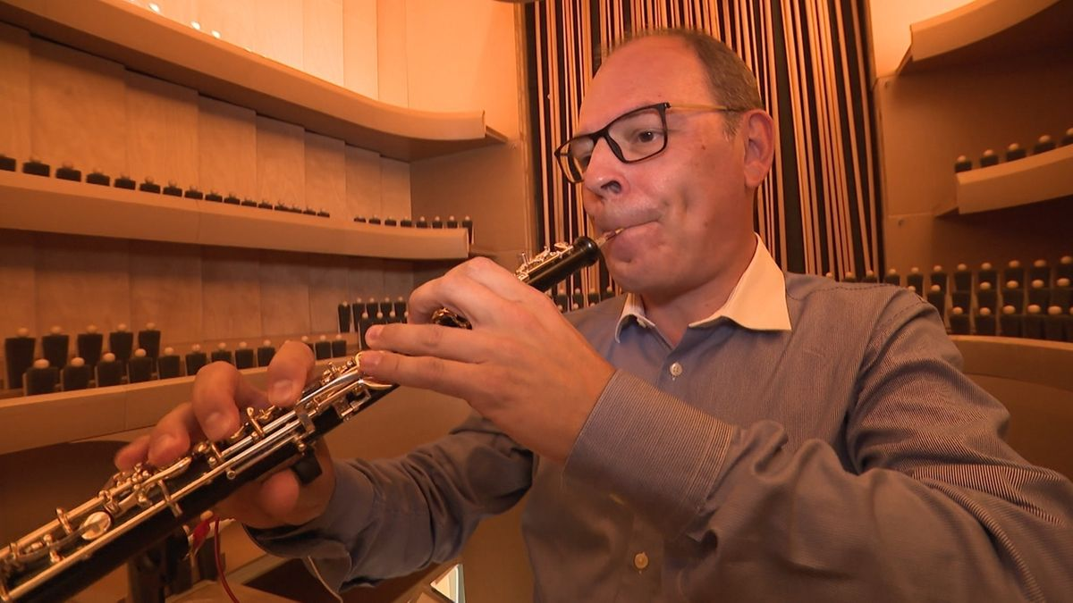 Akustik-Test für Nürnberger Konzertsaal