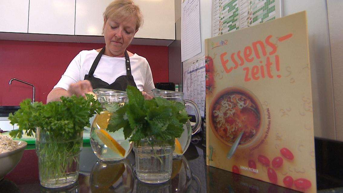 Kochbuch aus Nürnberg : Bunt und gesund: Rezepte für die Kleinen