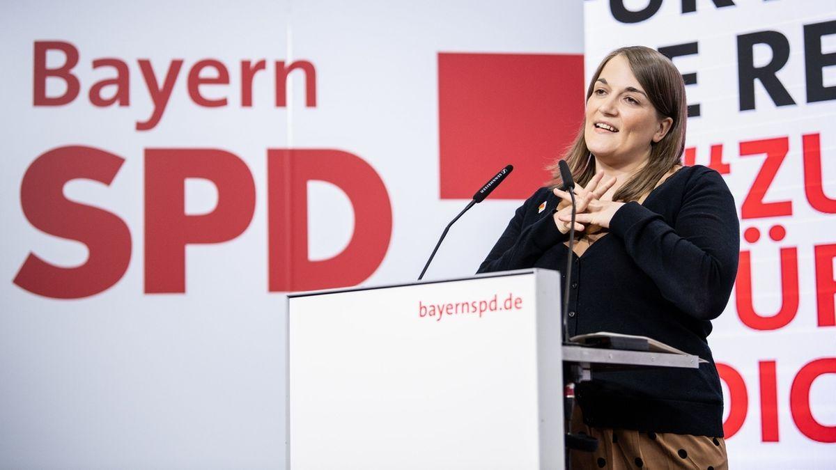 Digitaler Landesparteitag der Bayern-SPD