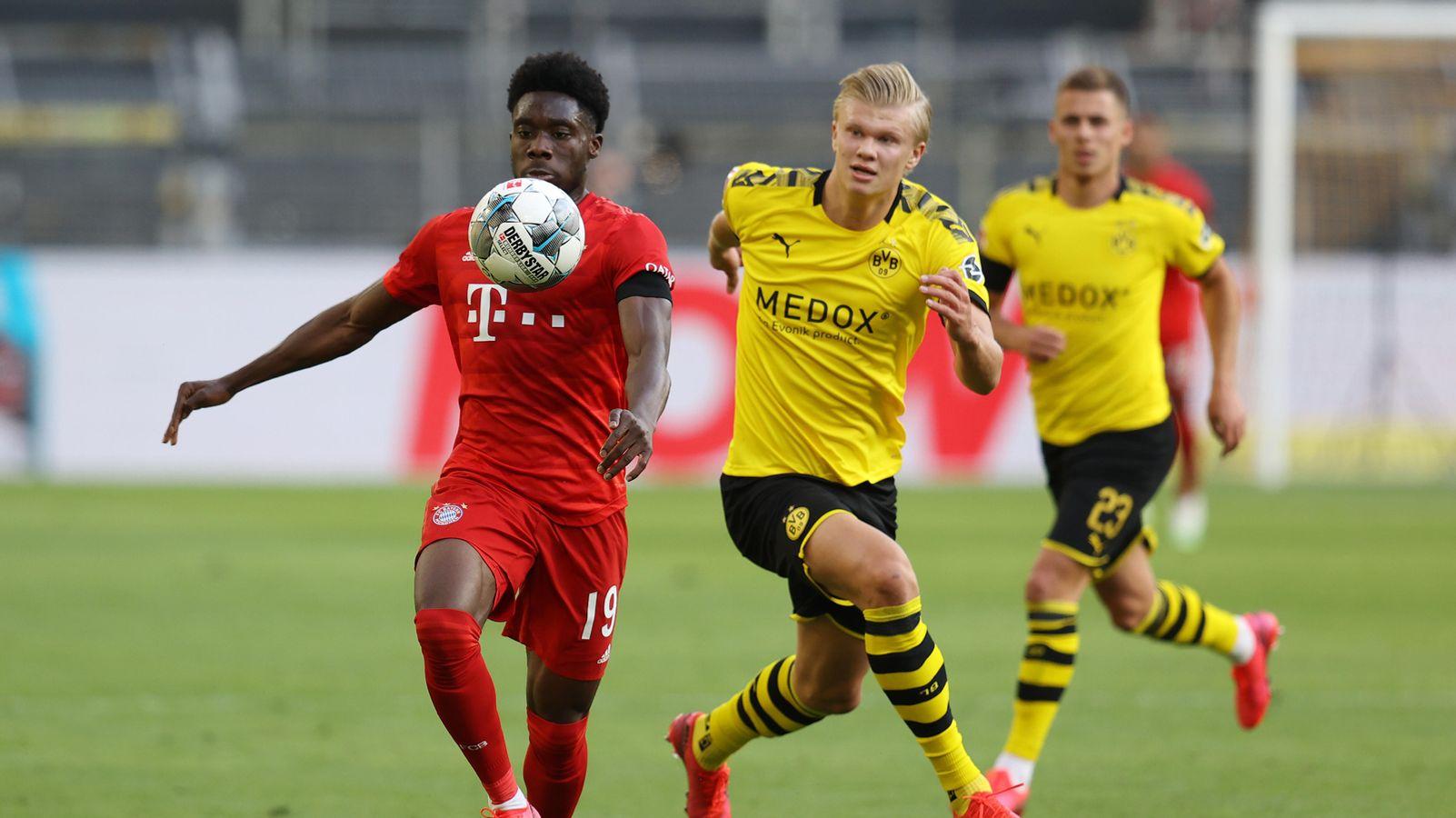 1:0 in Dortmund - Bayern macht einen großen Schritt zum Titel