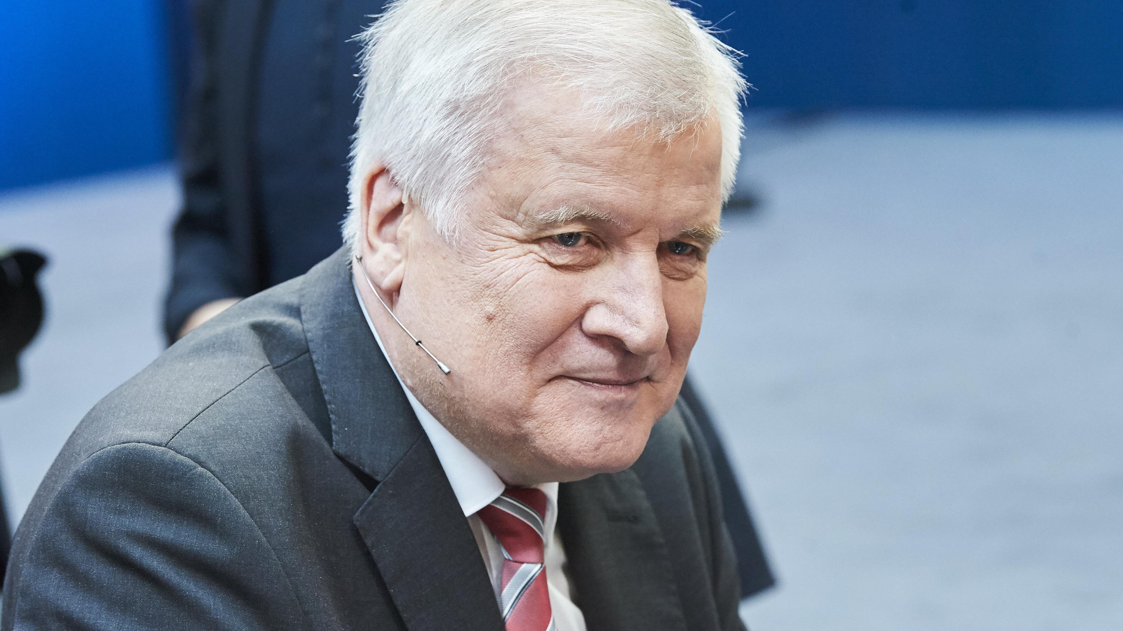 Horst Seehofer, Bundesinnenminister