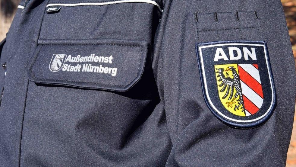 Logo des Kommunalen Außendienstes der Stadt Nürnberg (ADN).
