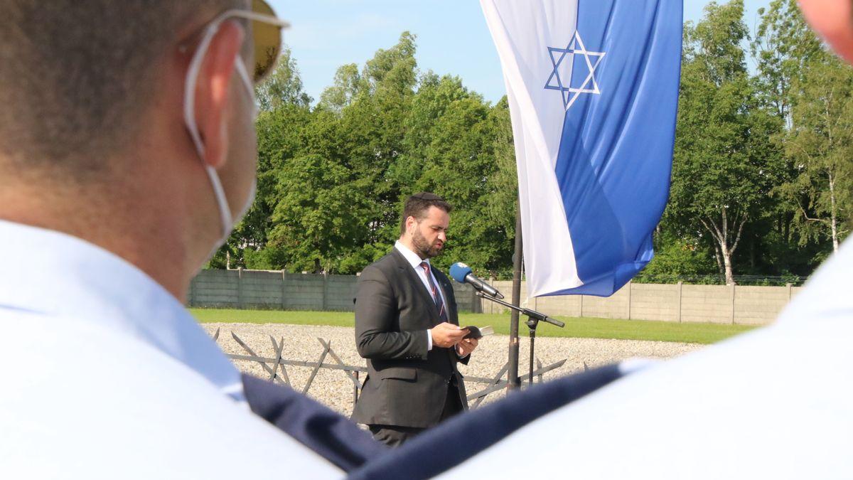 Militärbundesrabbiner Zsolt Balla