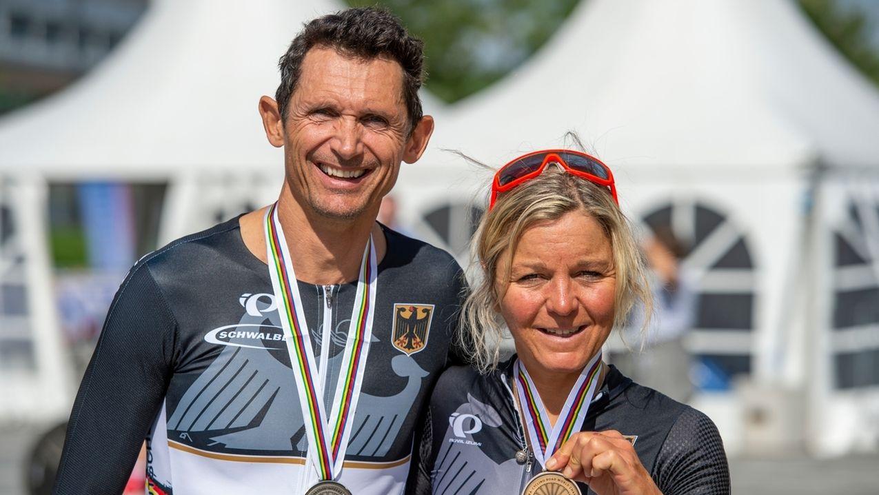 Michael Teuber und Kerstin Brachtendorf