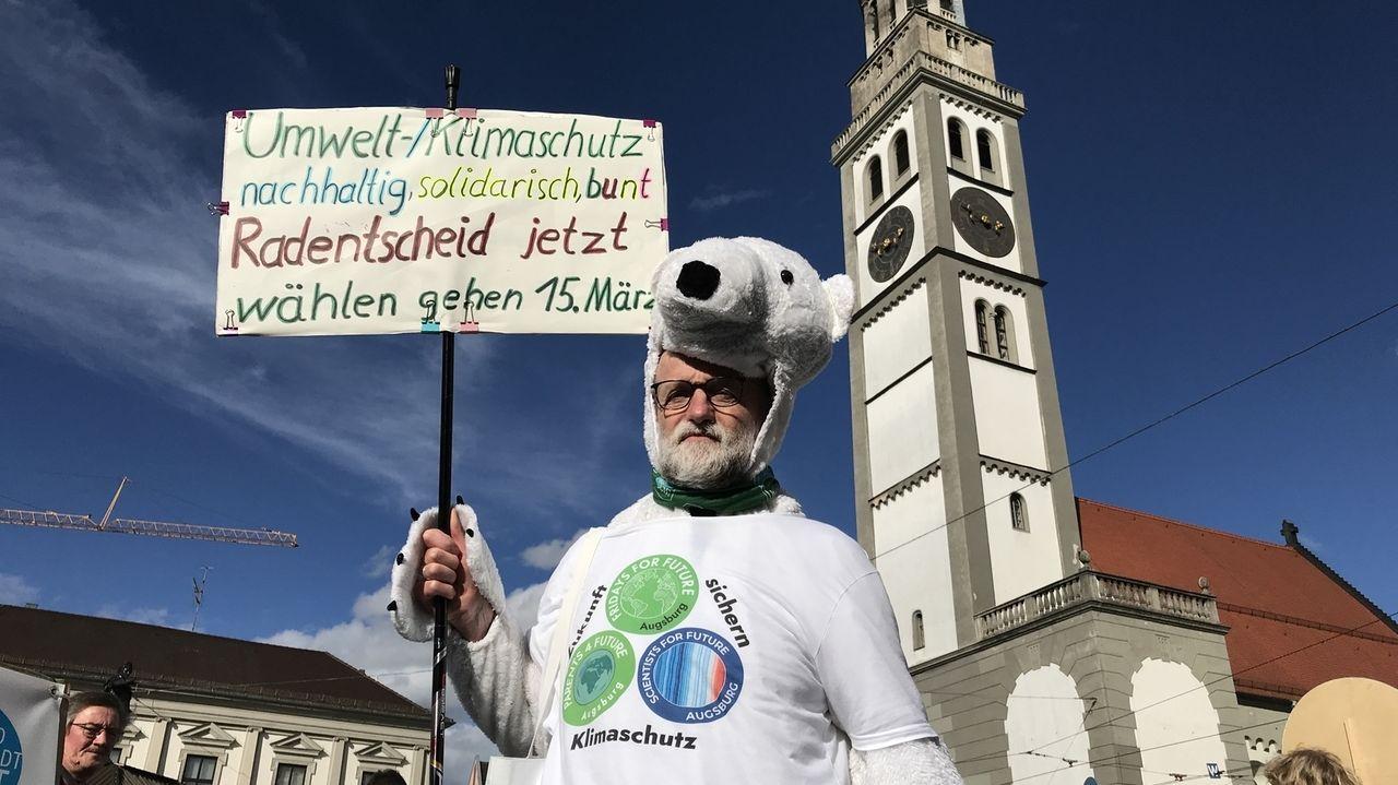 Fridays for Future Augsburg, vorerst letzte Demo