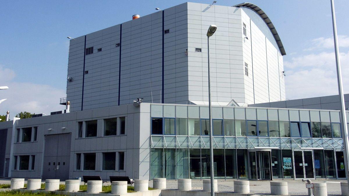 Forschungsreaktor FRM-II in Garching bei München
