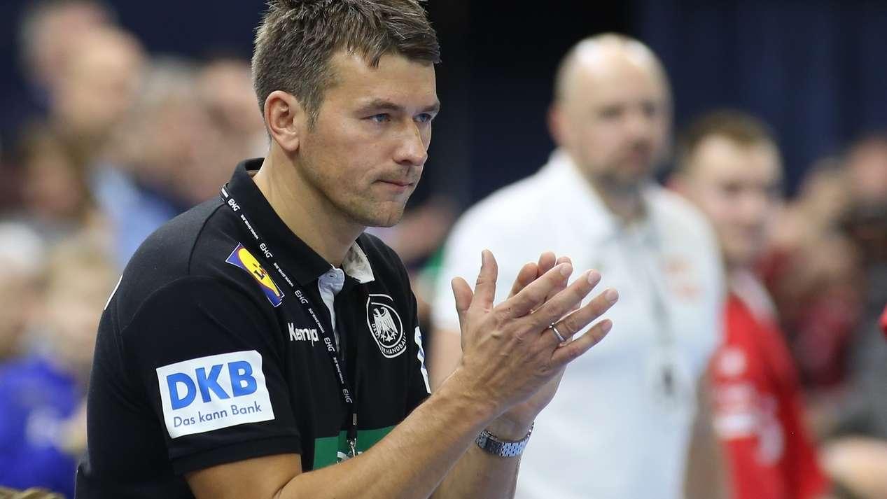 Trainer Christian Prokop