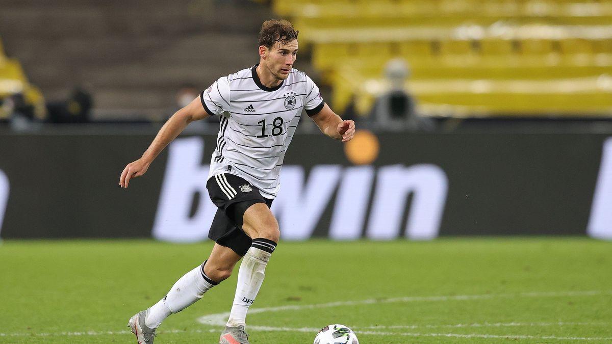 Leon Goretzka im DFB-Trikot