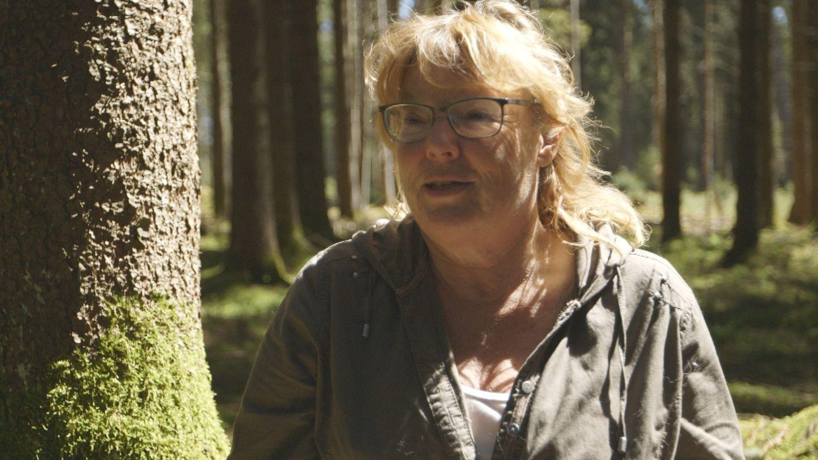 Krimi-Autorin Nicola Förg hat ihr Glück im oberbayerischen Prem gefunden