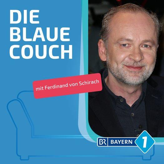 Ferdinand Von Schirach Autor Blaue Couch Br Podcast