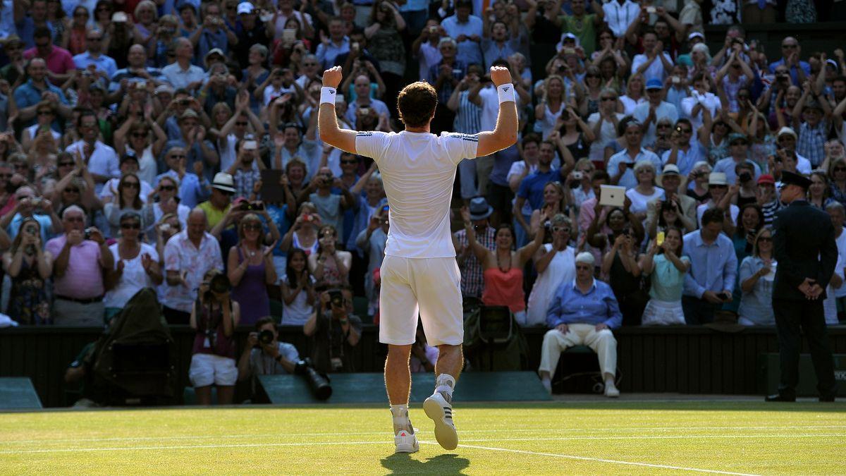 Spieler in Wimbledon