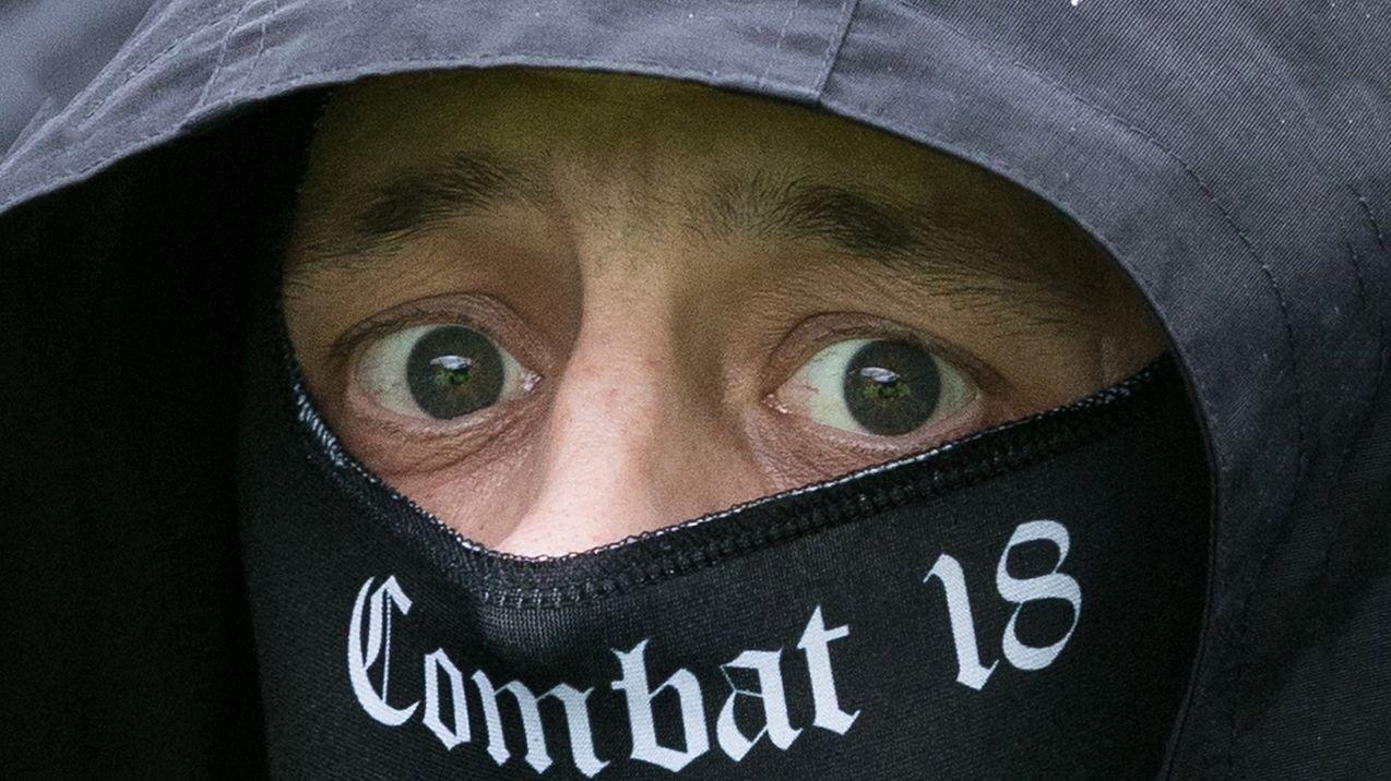 """Combat 18""-Mitglied"