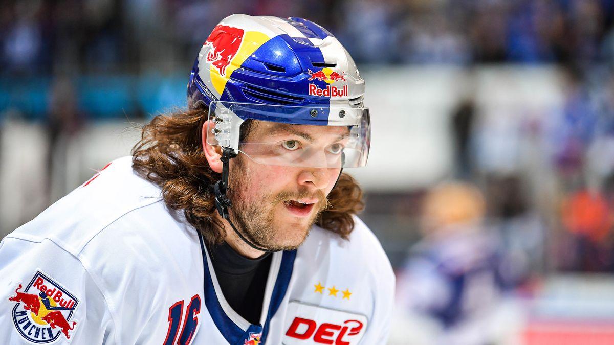 Eishockey-Profi Konrad Abeltshauser