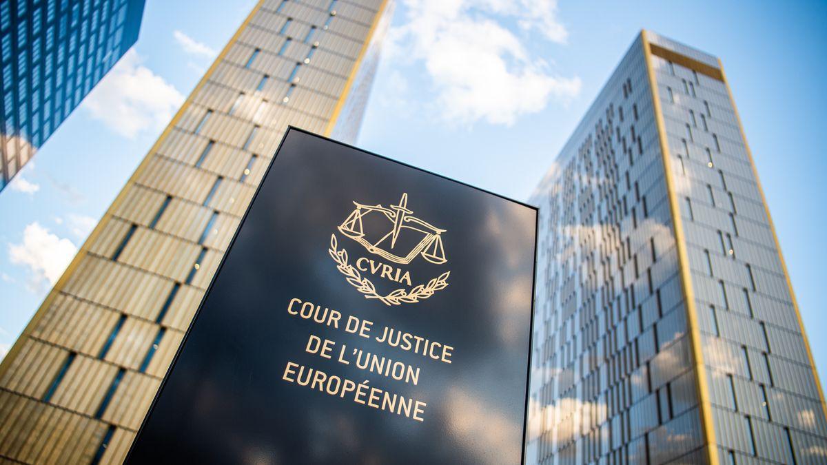 Gebäude des EuGH in Luxemburg
