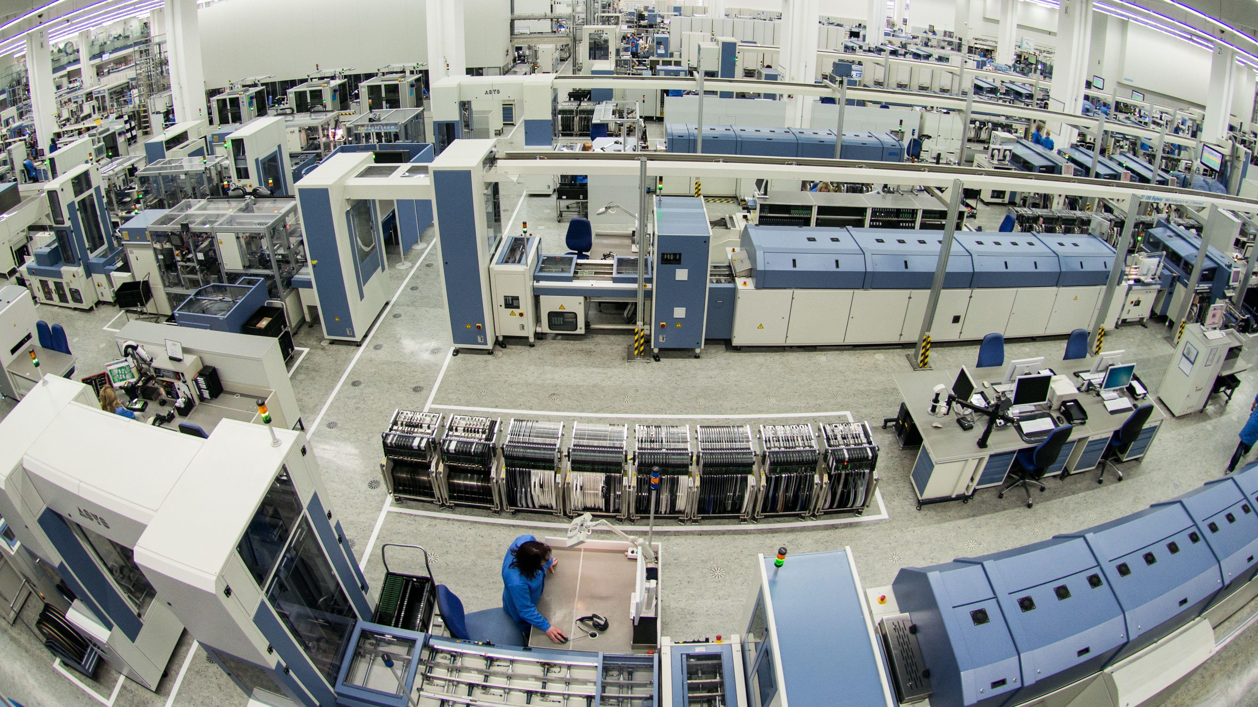 Im Zuge der Corona-Pandemie haben die Industrieunternehmen in der Oberpfalz mehr als die Hälfte ihrer Aufträge verloren.