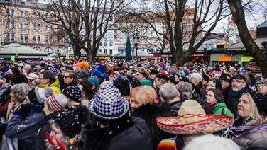Hanau: Traditionelle Faschingsveranstaltung in München abgesagt   BR/Johanna Schlüter