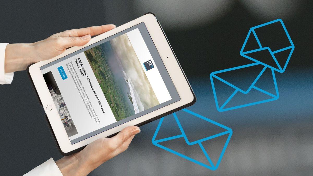 Der neue BR24-Newsletter für Ihren Posteingang