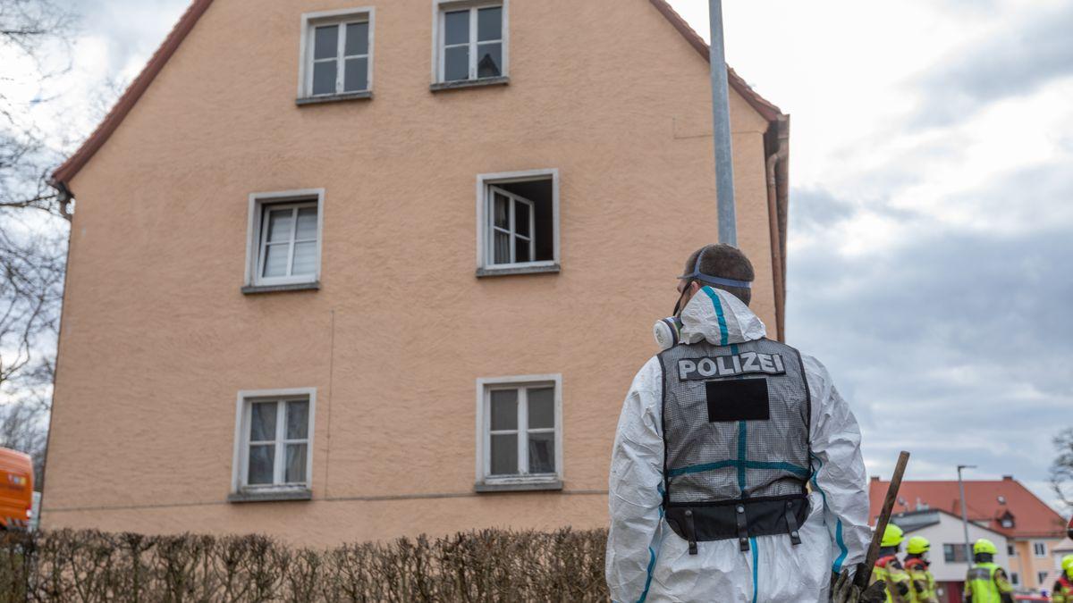 Bei einem Wohnungsbrand in Neustadt an der Aisch ist eine 49-jährige Frau ums Leben gekommen.