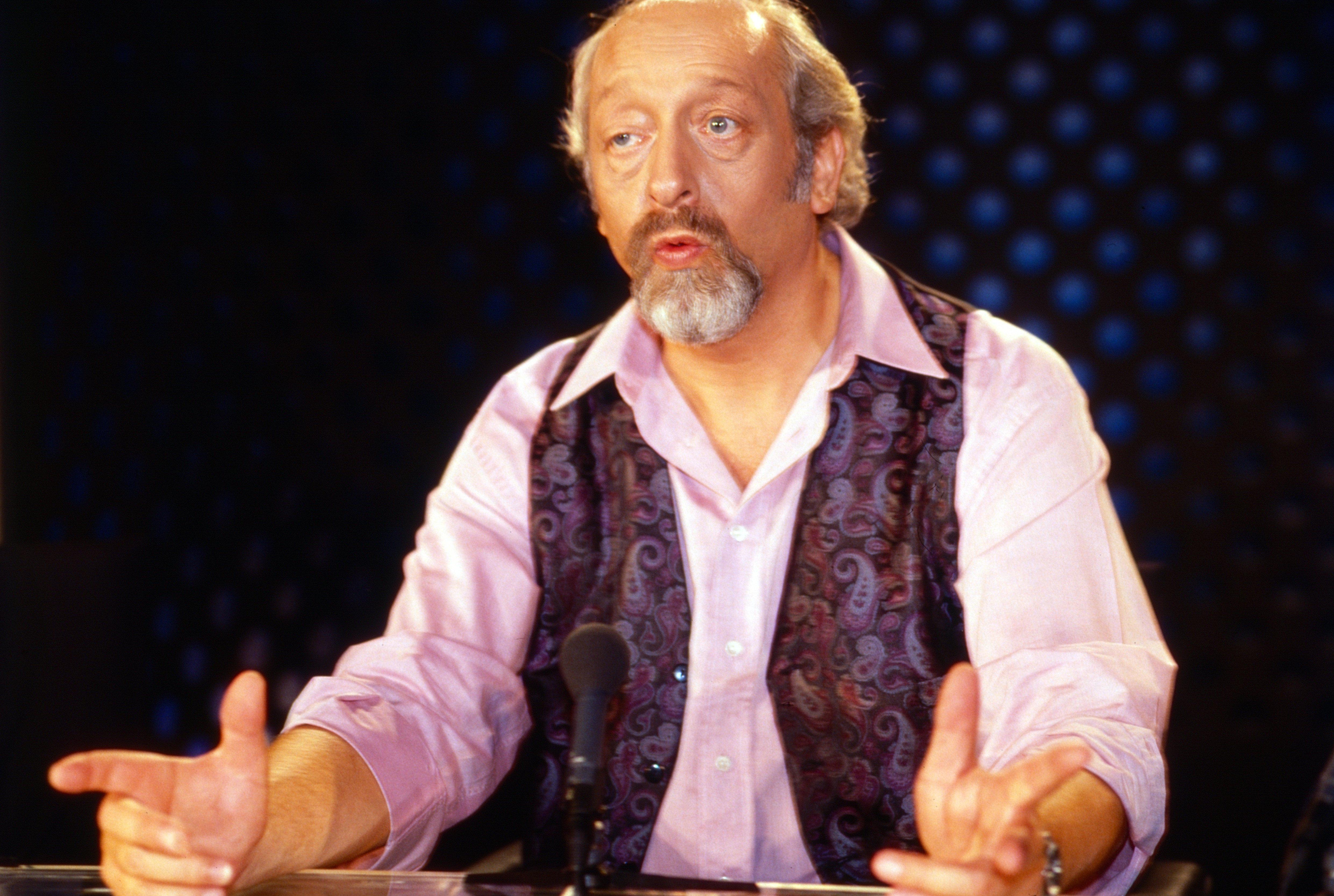 Nach Schlaganfall: Komiker Karl Dall ist tot
