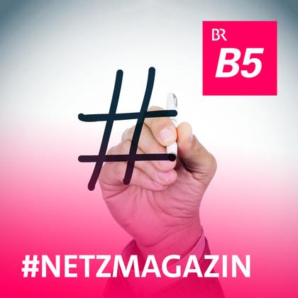 Podcast Cover #Netzmagazin | © 2017 Bayerischer Rundfunk