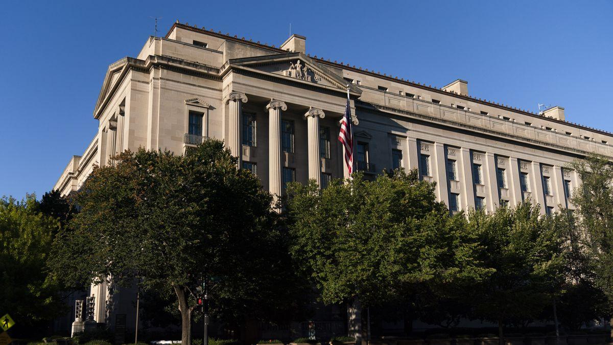 Das amerikanische Justizministerium