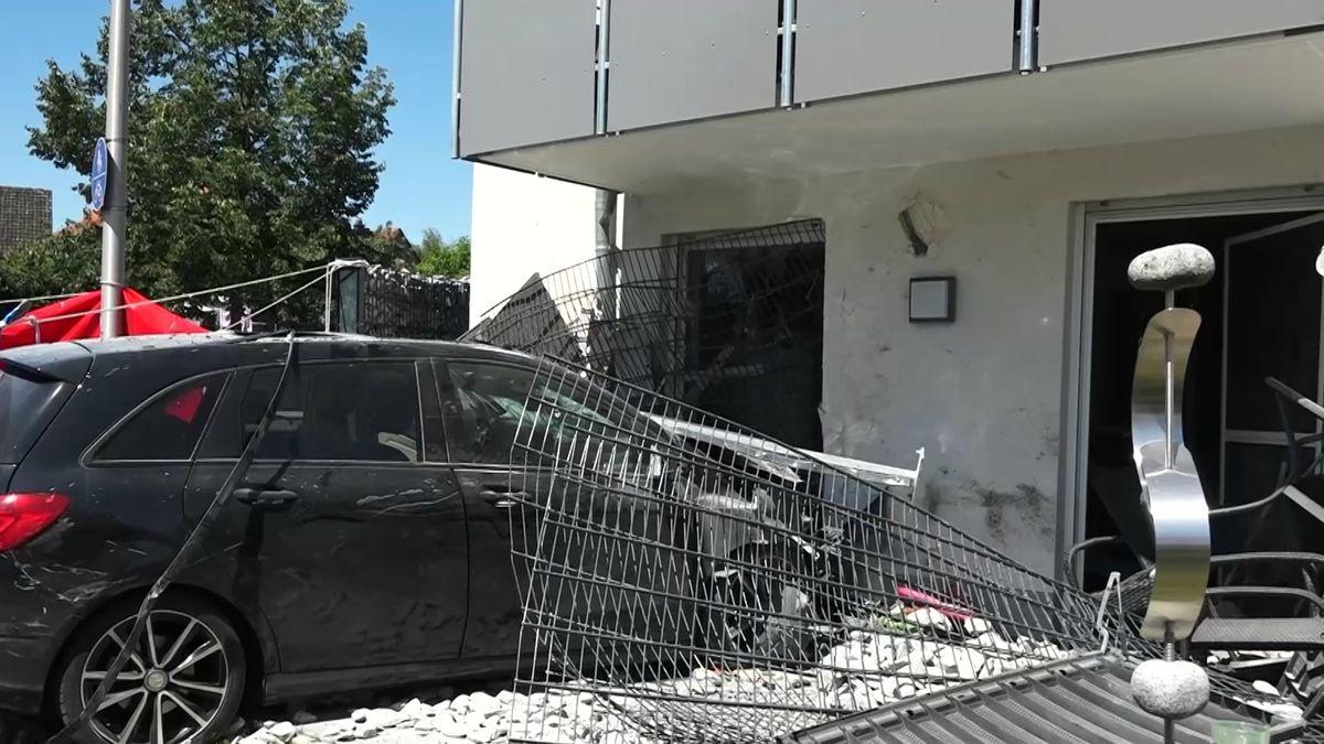 Tödlicher Unfall in Hilpoltstein (Lkr. Roth)