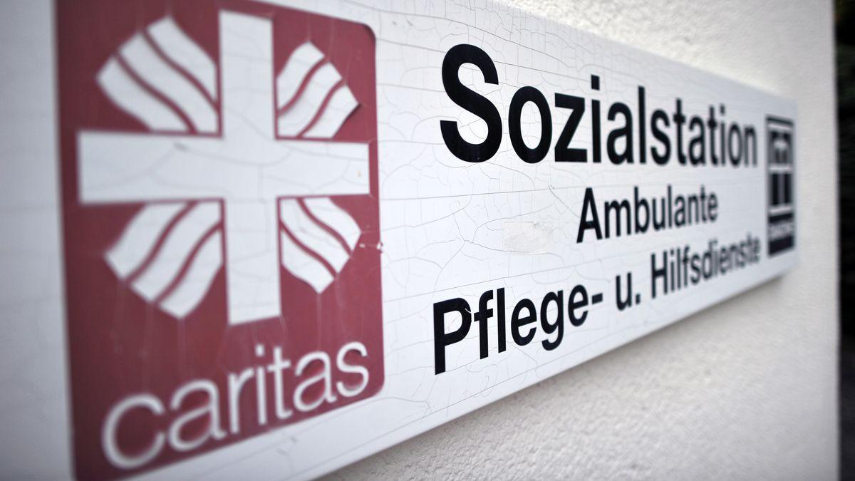 Sozialstation der Caritas (Symbolbild)
