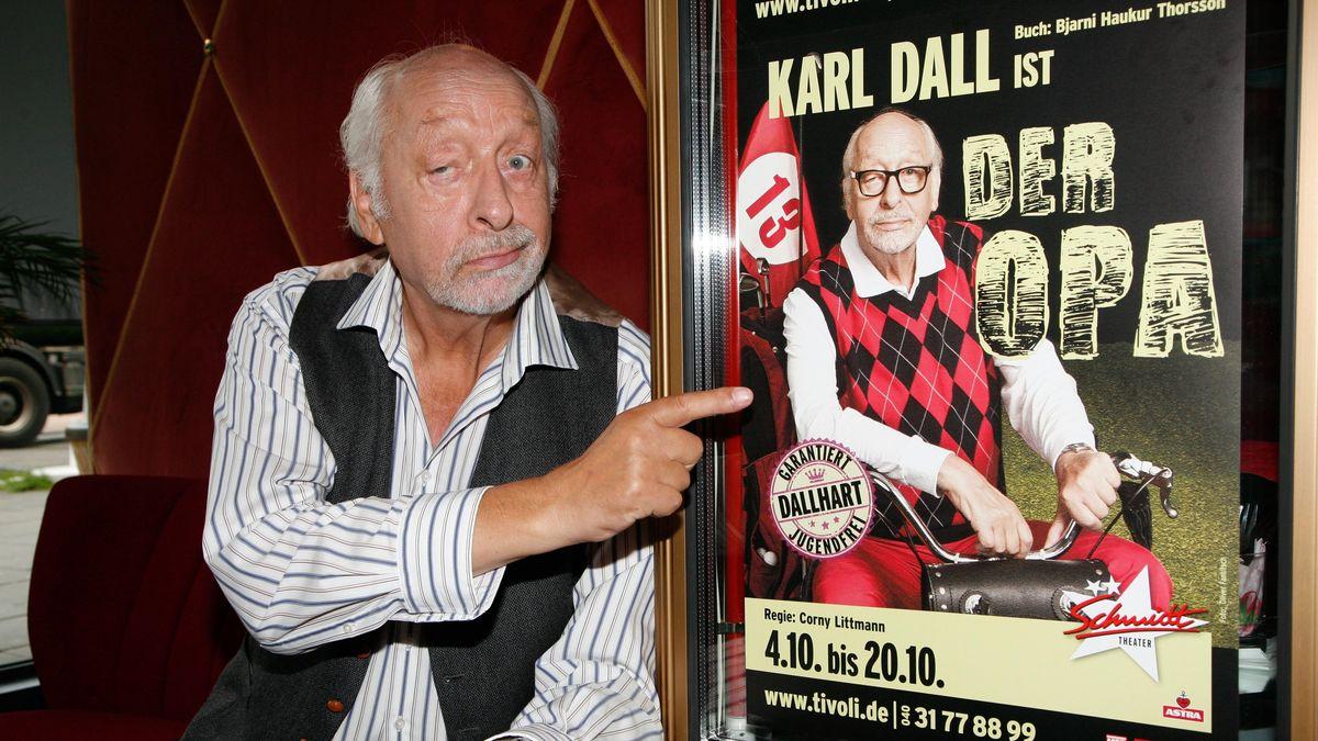 Karl Dall 2012