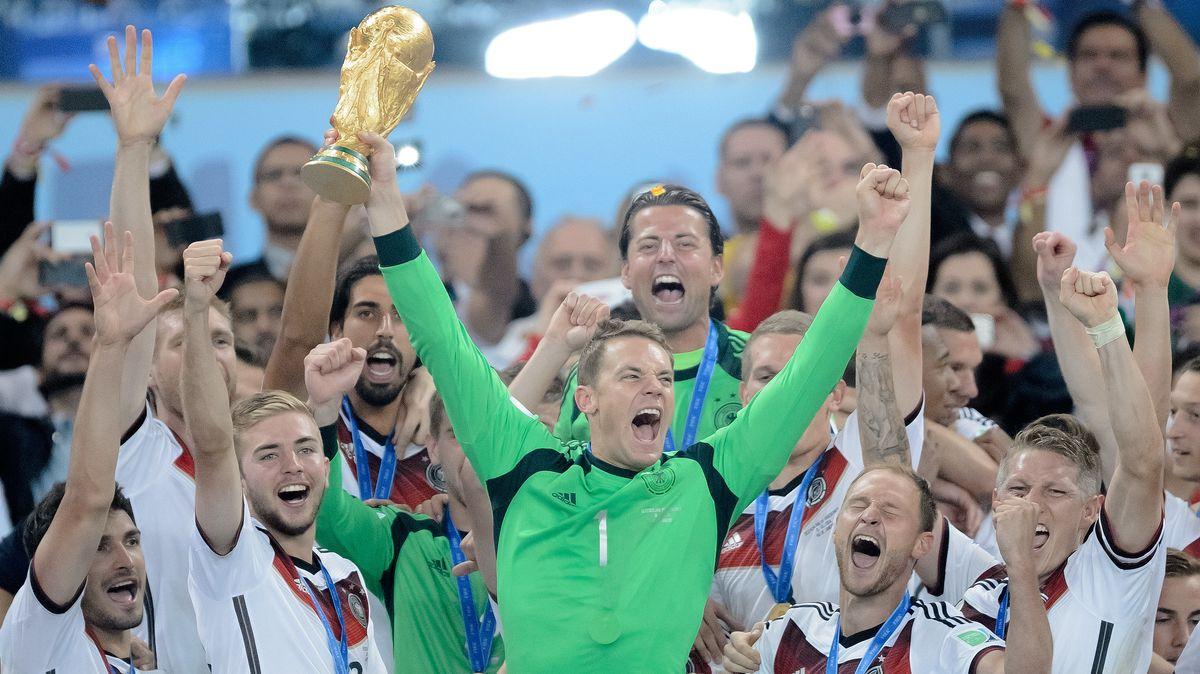 Weltmeister Manuel Neuer