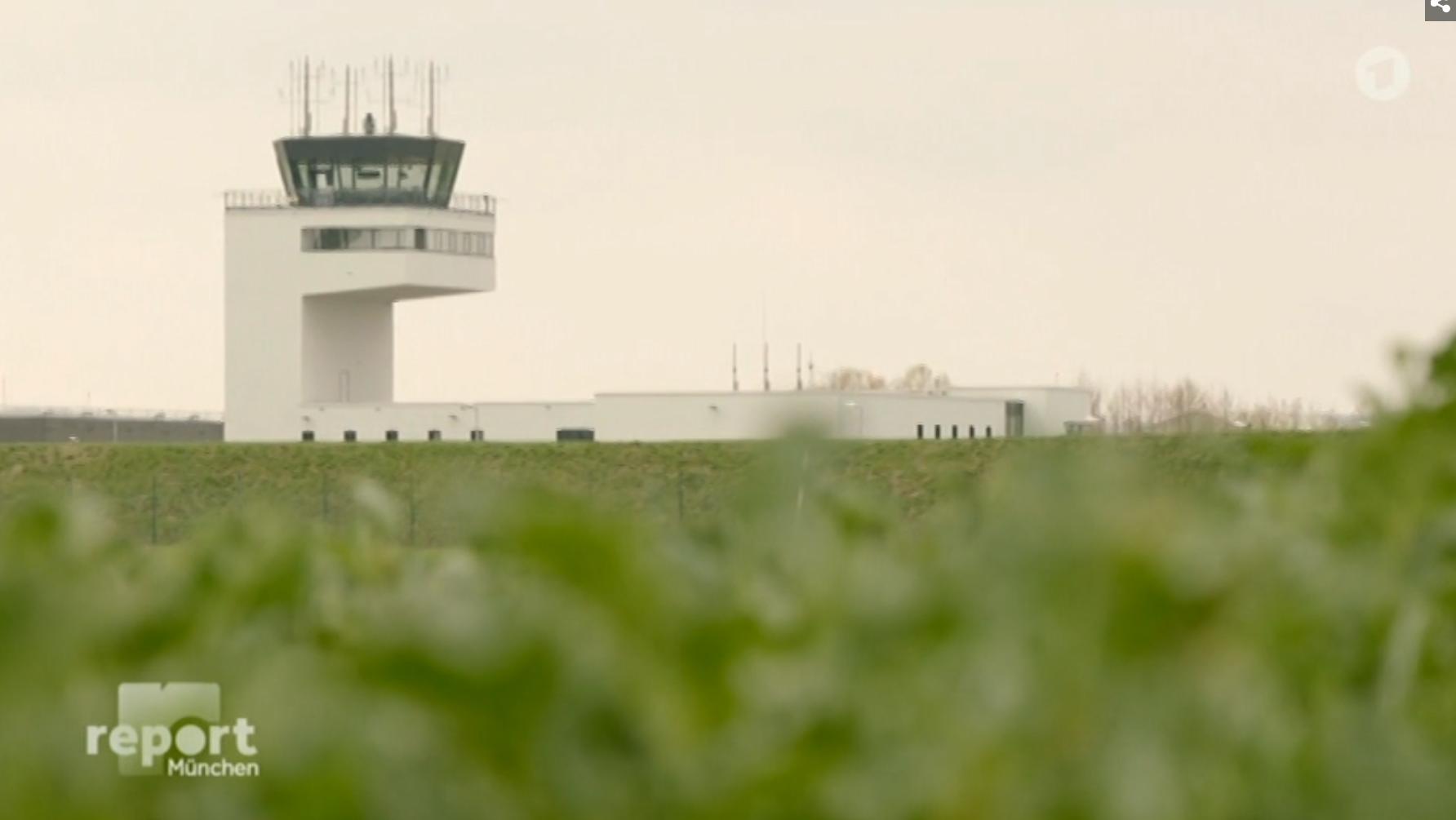 Bundeswehr-Flugplatz