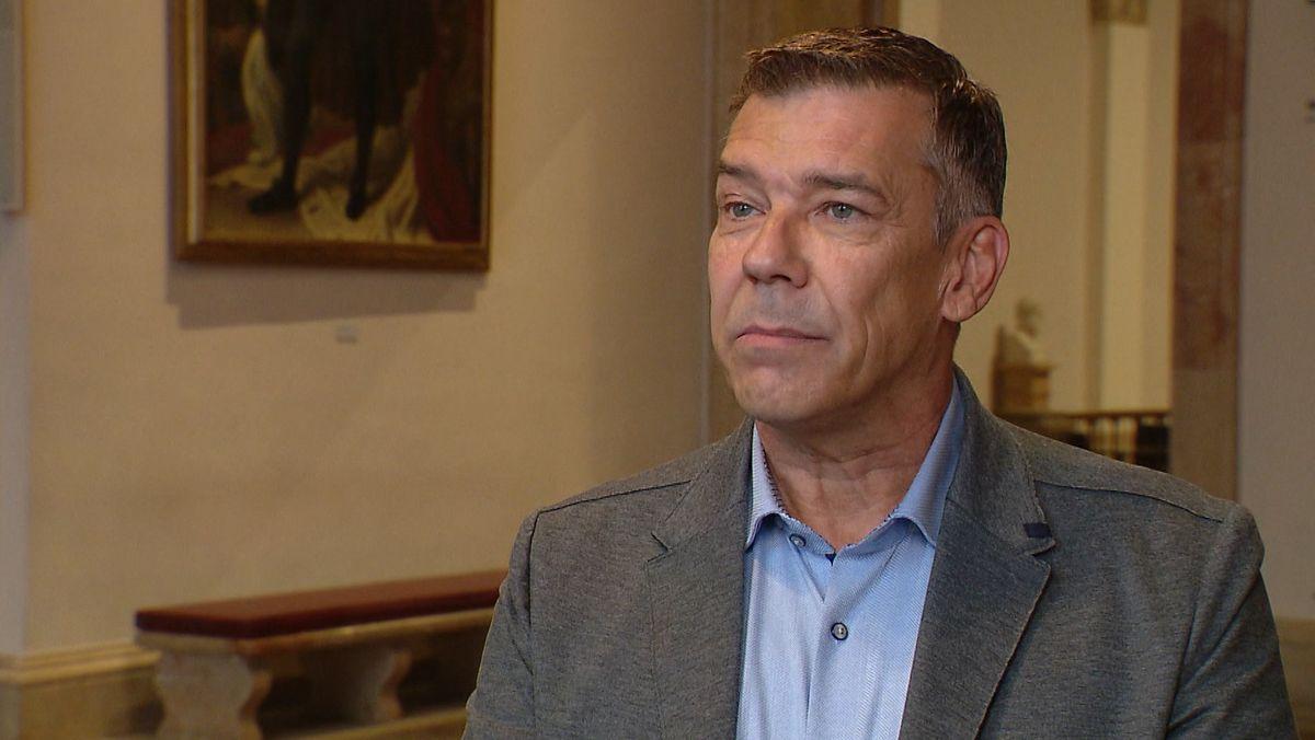 AfD-Landtagsabgeordneter Richard Graupner