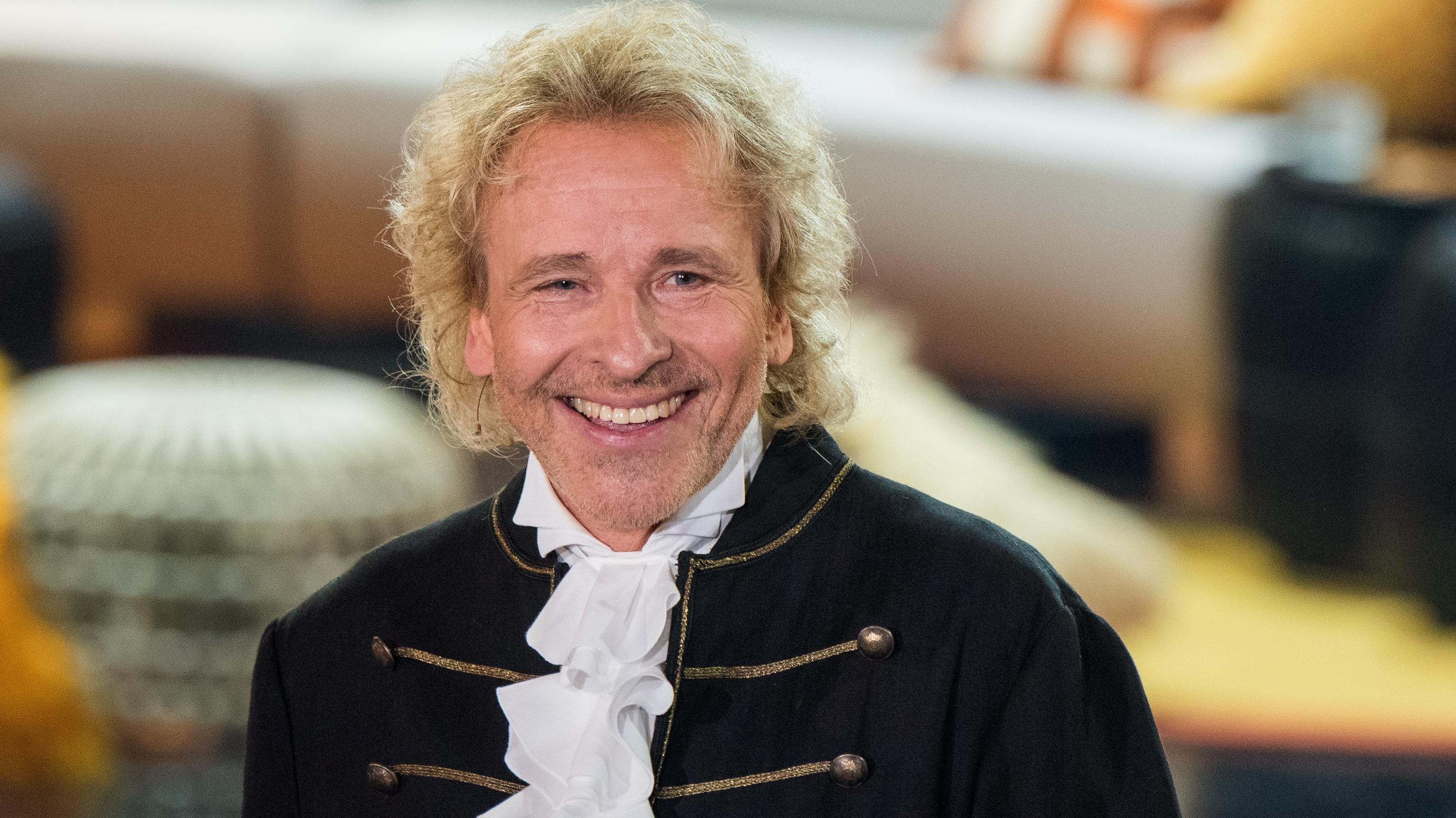 Thomas Gottschalk im September 2018 in Hamburg