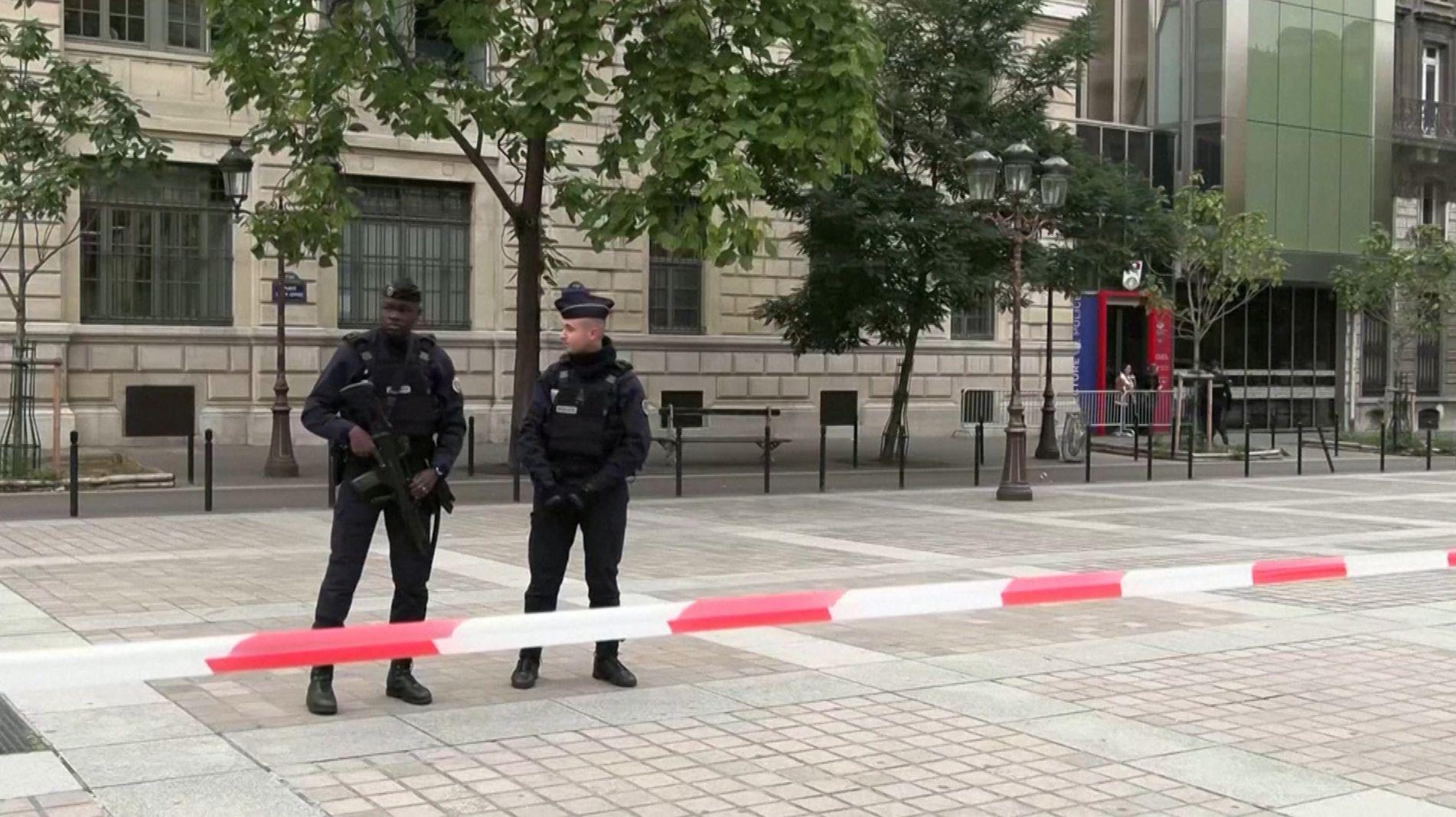 Amoklauf in Paris