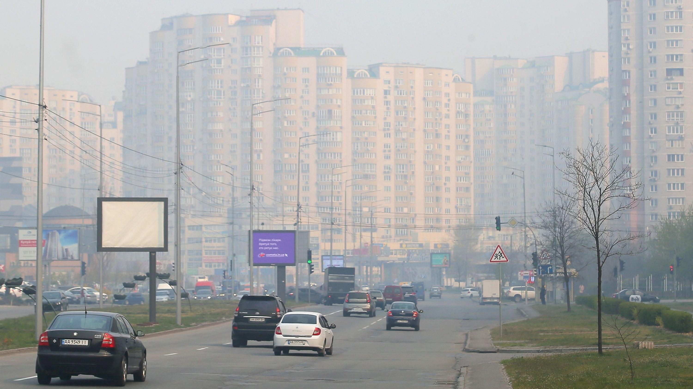 Waldbrand Ukraine