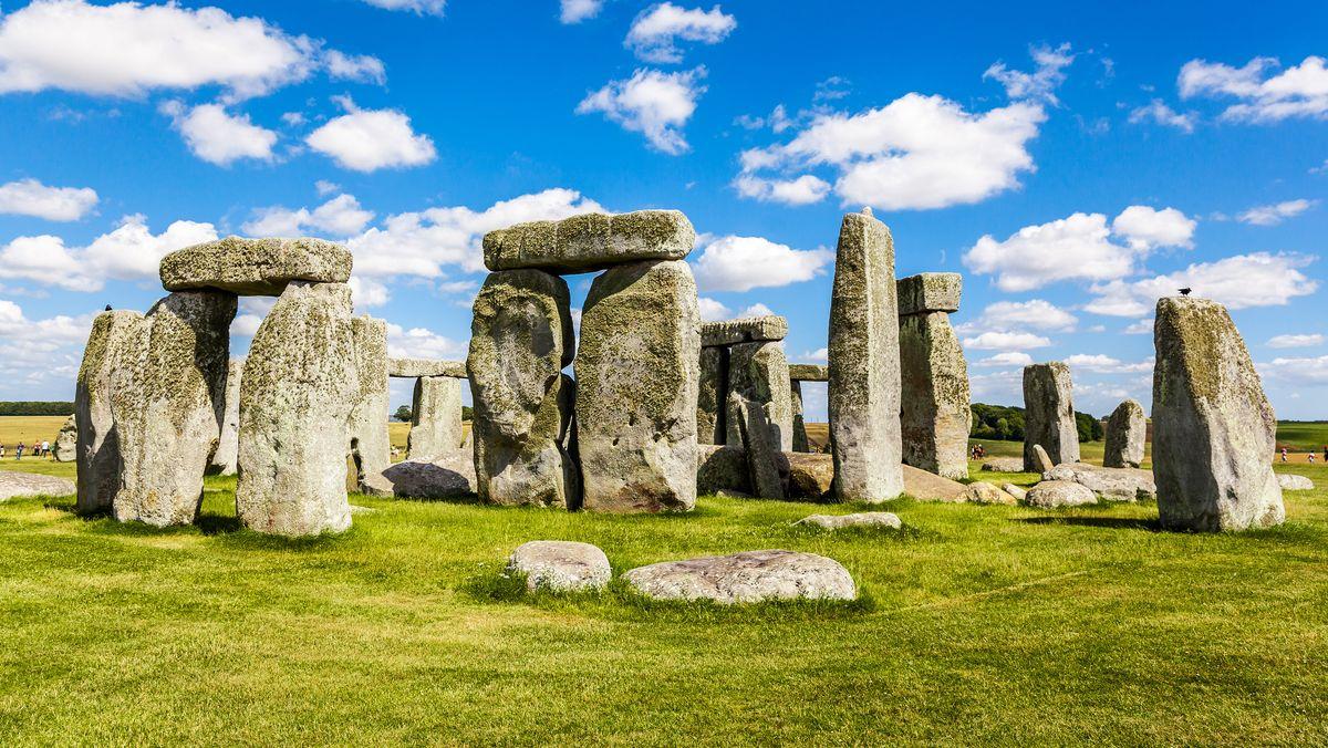 Eine Kopie des britischen Steinkreises Stonehenge soll bald auch in Wunsiedel stehen.