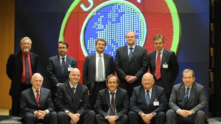 UEFA-Kontrollaussschuss Klub-Finanzen 2009