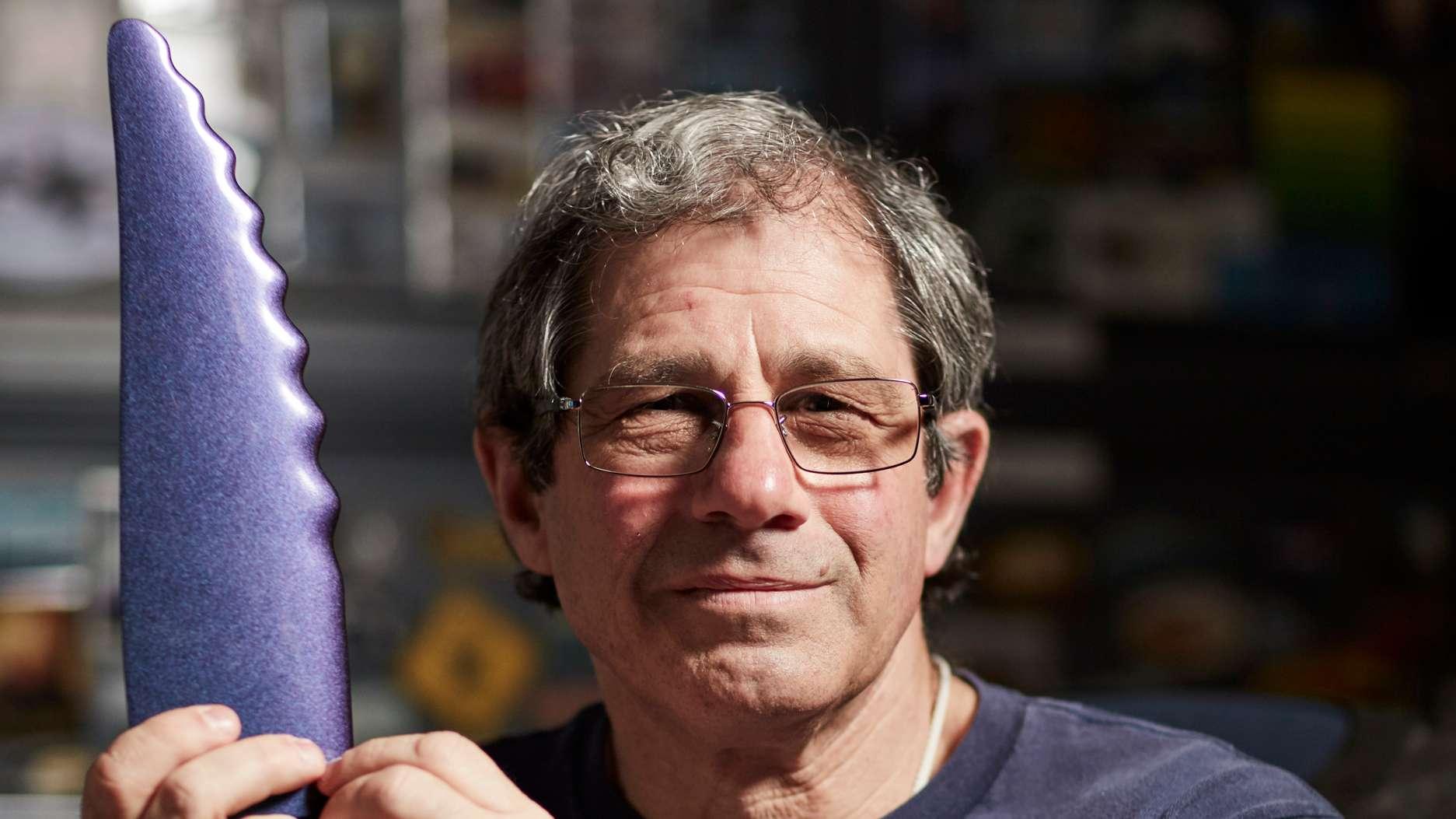 US-Meeresbiologe Frank Fish