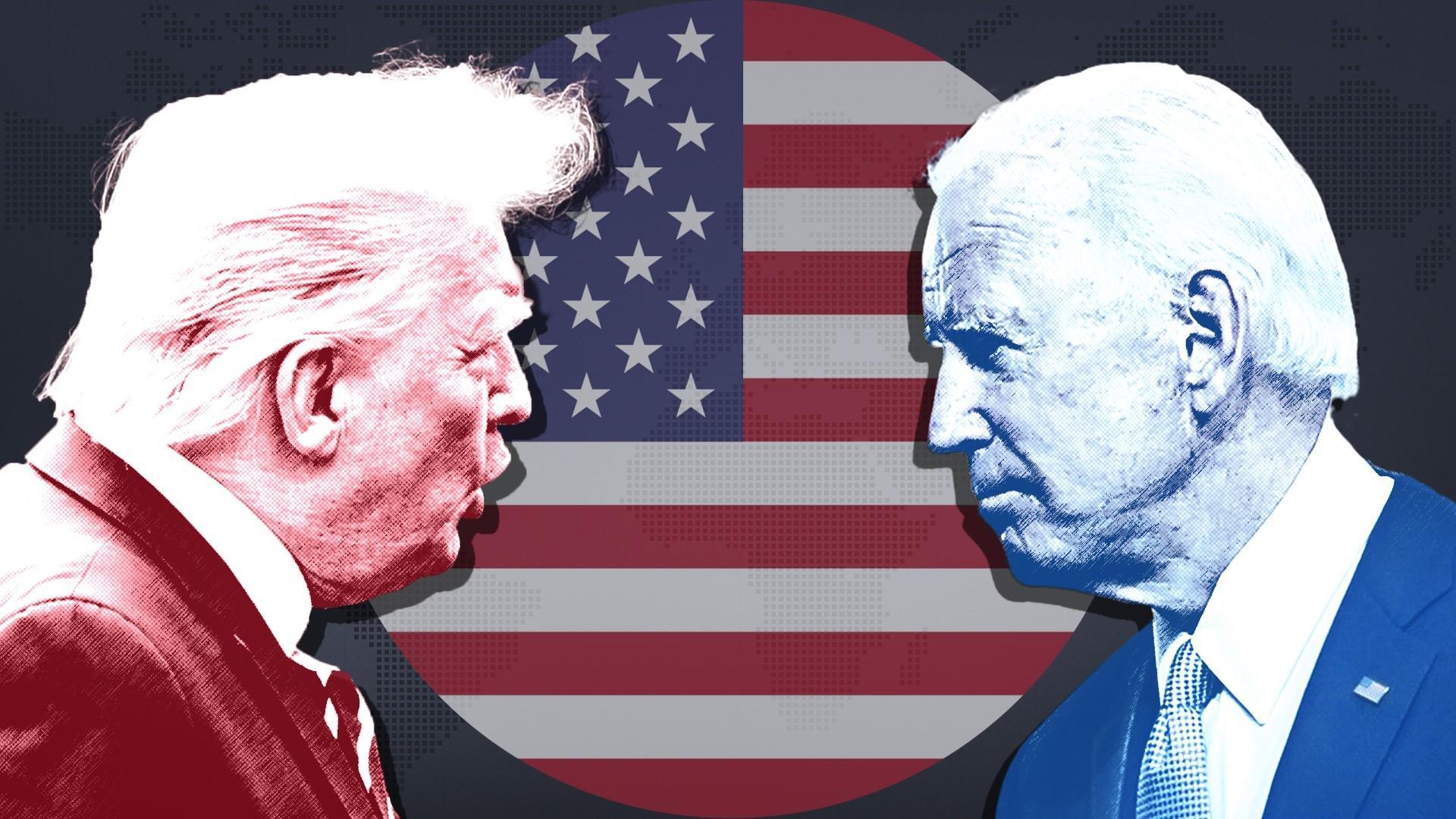 US-Wahl 2020: Trump vs. Biden