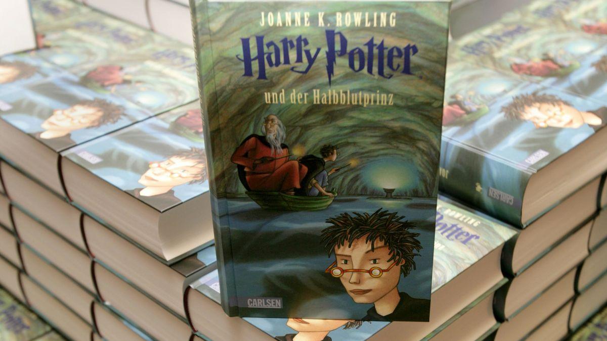 Erstverkauf von Harry Potter in Deutschland