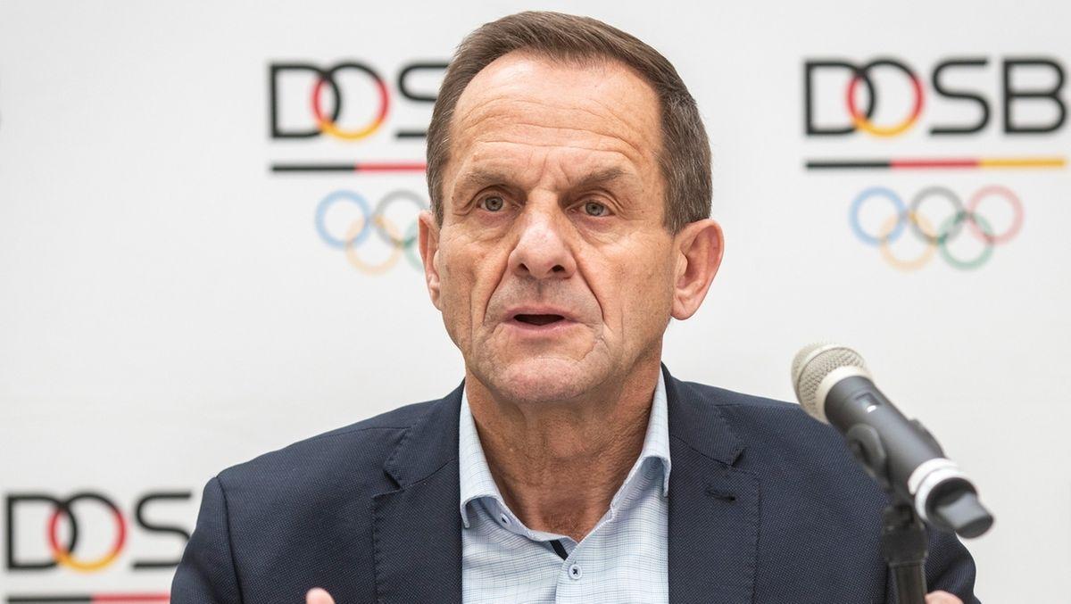 DOSB-Chef Hörmann