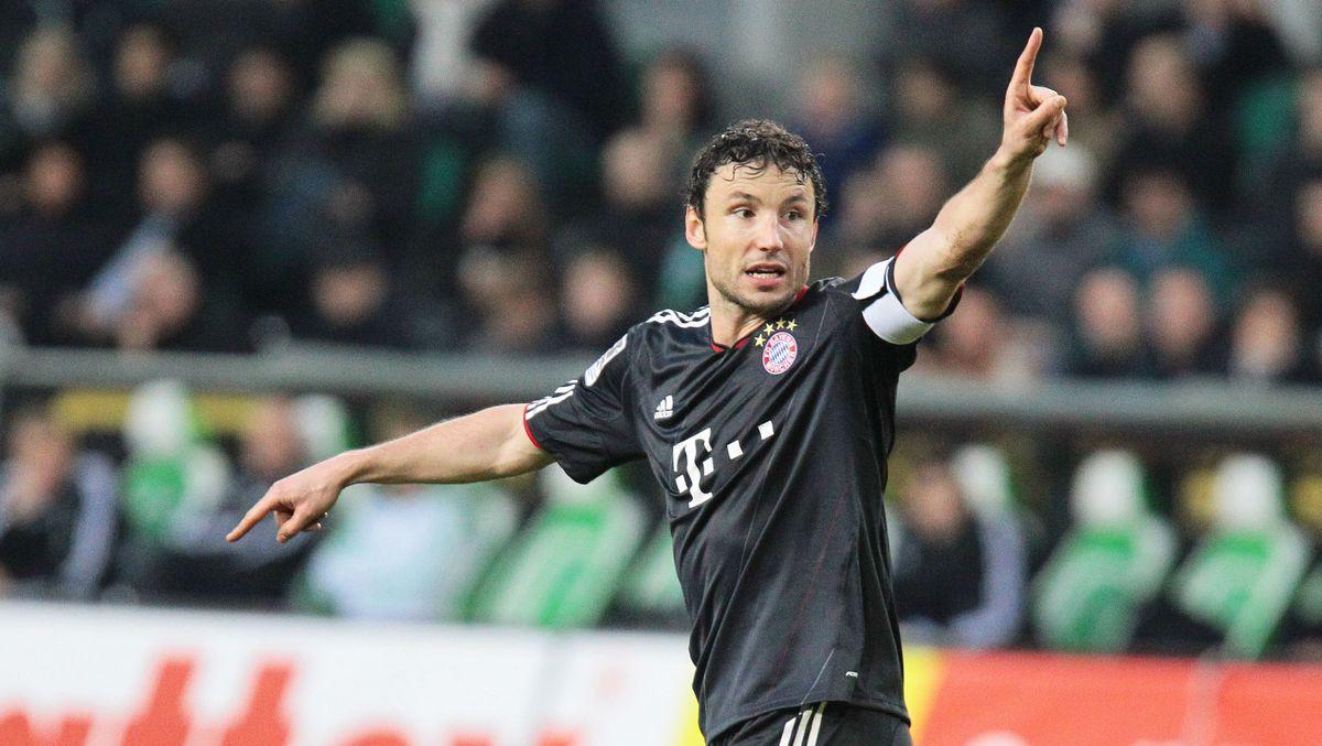 Ex Bayernkapitan Van Bommel Wird Trainer In Wolfsburg Br24