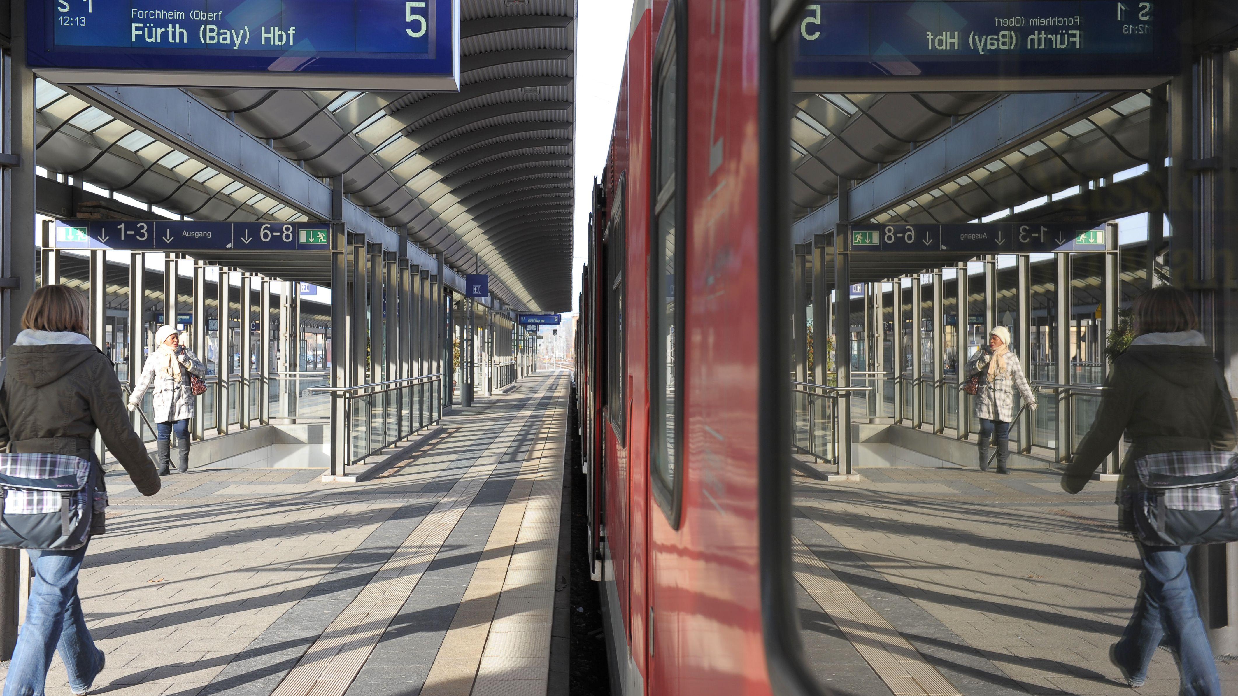 Bamberger Hauptbahnhof