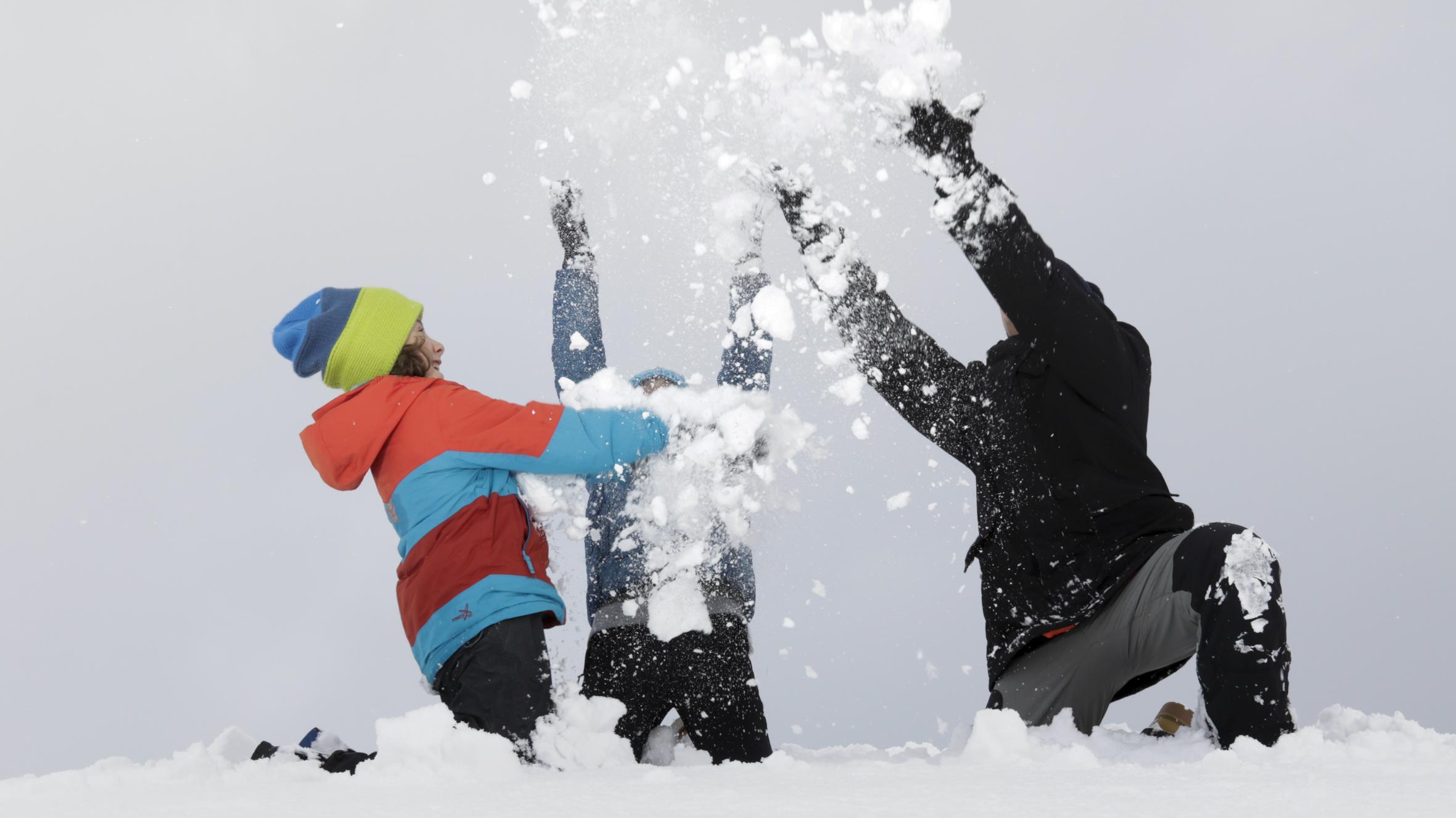 Schnee in Oberbayern: An diesen Schulen fällt der Unterricht aus