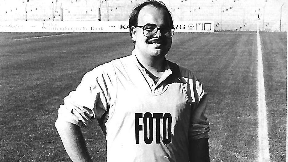 Der Zweitliga-Aufstieg als Einstieg in den Journalismus: BR-Reporter Volker Hensel begann Anfang der 90er Jahre bei der FC 05-Stadionzeitung.