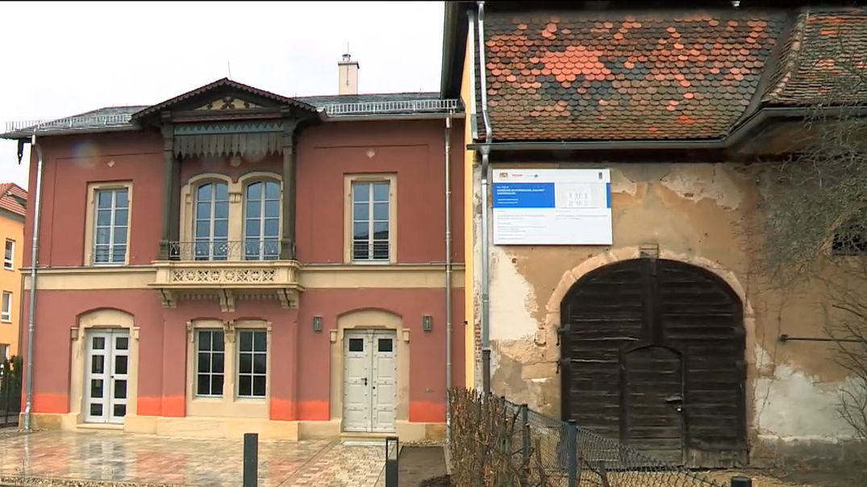Die Raulino Tabakfabrik in Bamberg