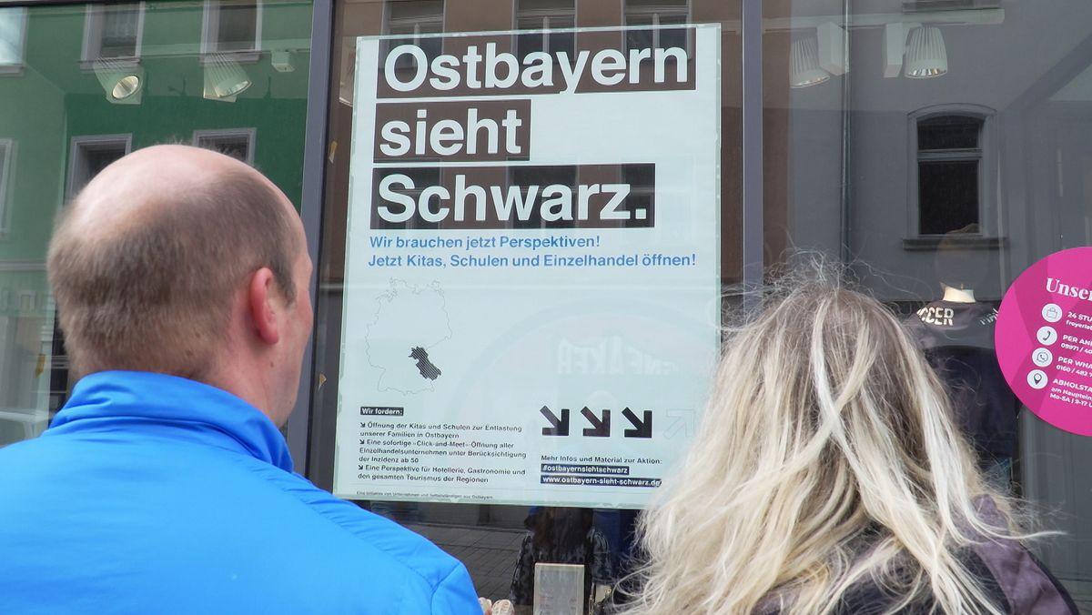 "Aktion ""Ostbayern sieht Schwarz"""